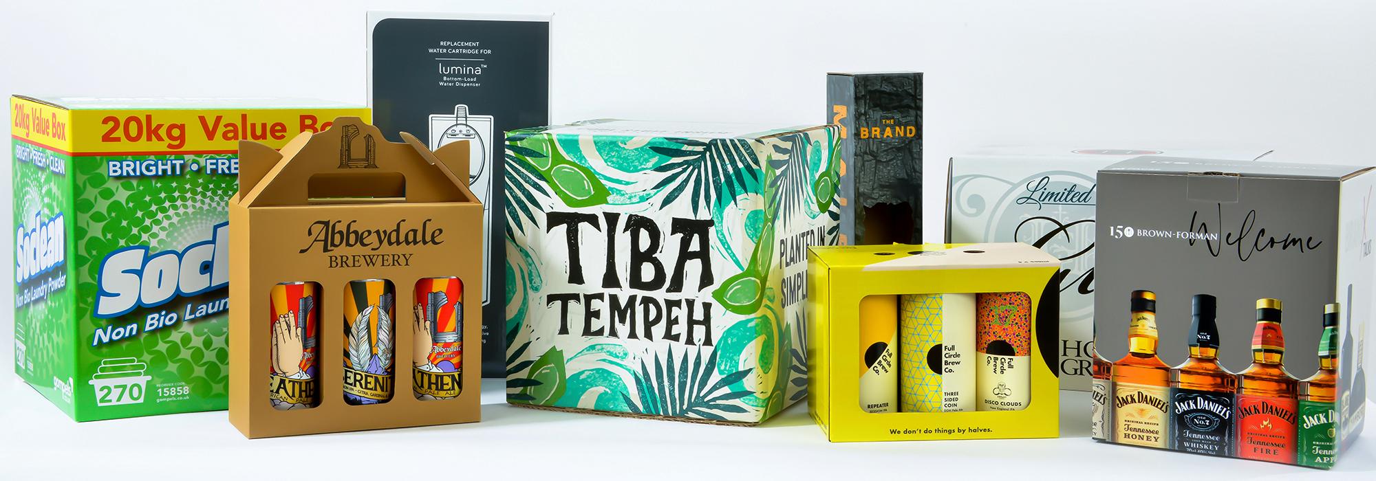 Durham Box - Corrugated Cardboard Packaging